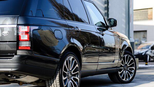 Range Rover - Sputnik Azərbaycan