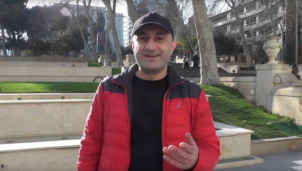 Израильский музыкант J.Seven - Sputnik Азербайджан