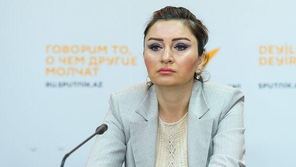 Политолог Назакет Мамедова - Sputnik Азербайджан