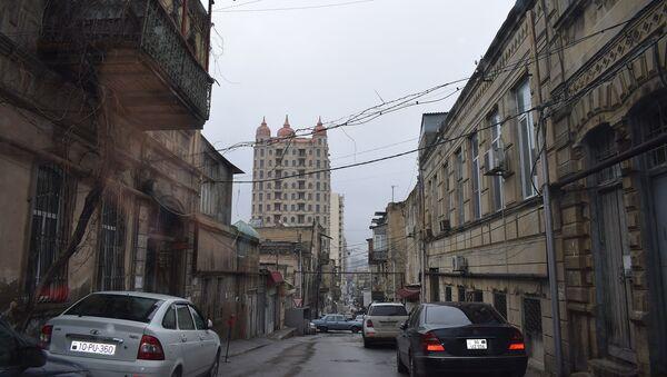 Yasamal rayonunun Sovetski adlanan ərazisi - Sputnik Azərbaycan