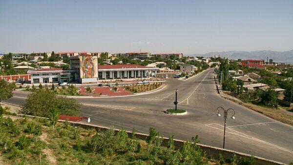 Нахчыван, фото из архива - Sputnik Азербайджан