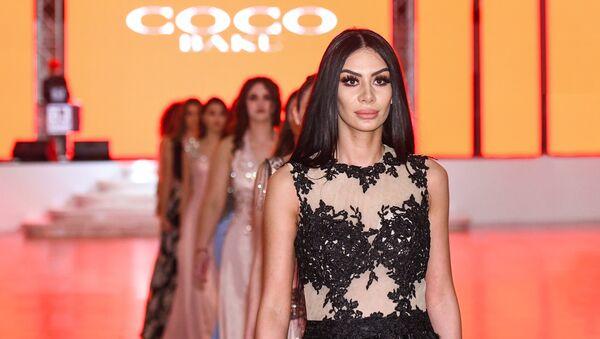 Открытие конкурса красоты Miss & Mister Grand Azerbaijan - Sputnik Азербайджан