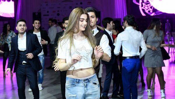 Открытие конкурса красоты Miss & Mister Grand Azerbaijan - Sputnik Azərbaycan