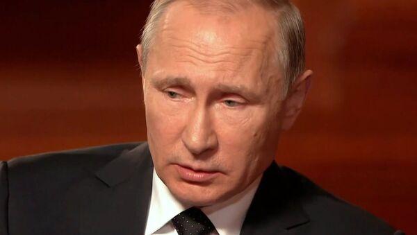 Путин рассказал о захвате лайнера перед открытием Олимпиады в Сочи - Sputnik Азербайджан