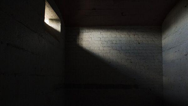 Тюремная камера, фото из архива - Sputnik Азербайджан