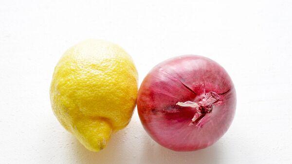 Soğan və limon - Sputnik Azərbaycan