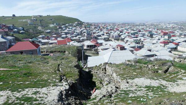 Поселок Нубар в Абшеронском районе - Sputnik Азербайджан
