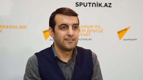Prodüser Teymur Hacıyev - Sputnik Azərbaycan