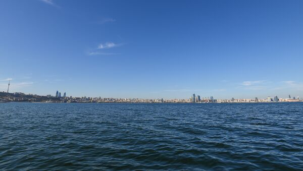 Панорама Баку  - Sputnik Азербайджан