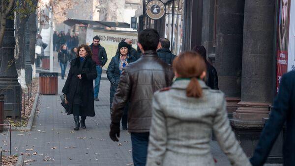 Улица Абовяна, Ереван - Sputnik Azərbaycan