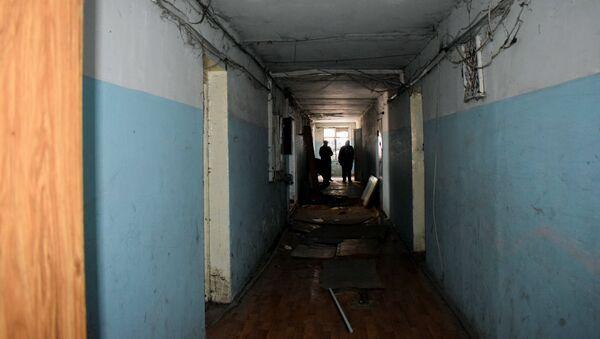 Babək prospekti 87 ünvanında yerləşən 1 saylı yataqxana - Sputnik Azərbaycan
