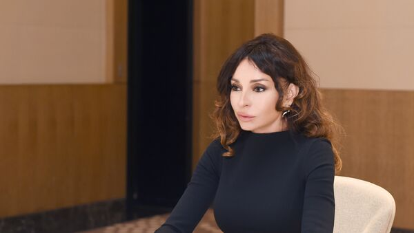 Первый вице-президент Азербайджана Мехрибан Алиева  - Sputnik Азербайджан