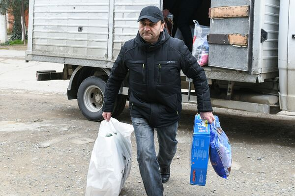 Благотворительная акция #ЩедрыйНовруз (#SəxavətliNovruz), организованная международным информационным агентством Sputnik Азербайджан - Sputnik Азербайджан
