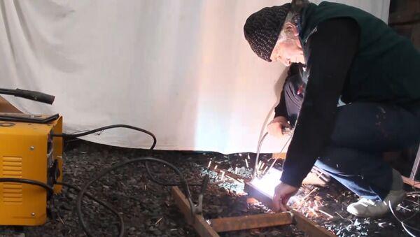 Учительница физкультуры из Загатал строит дом мечты - Sputnik Азербайджан