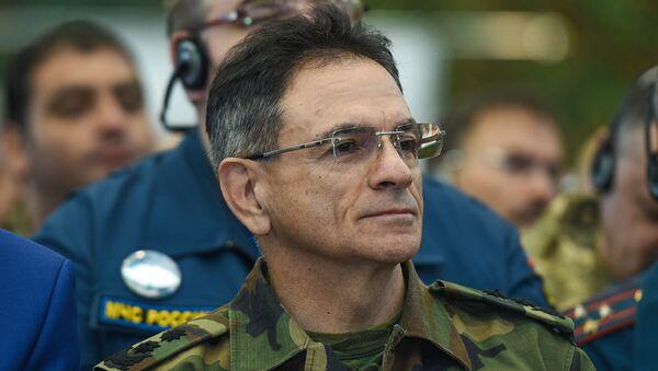 Начальник Службы государственной безопасности Азербайджана генерал-лейтенант Мадат Гулиев - Sputnik Azərbaycan