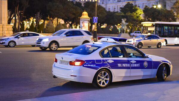 Yol polisi - Sputnik Azərbaycan
