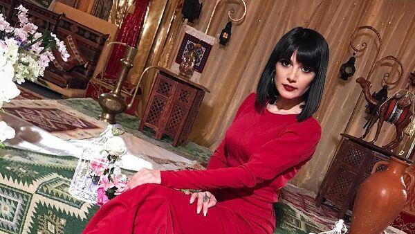 Азербайджанская певица Натаван Хабиби - Sputnik Азербайджан