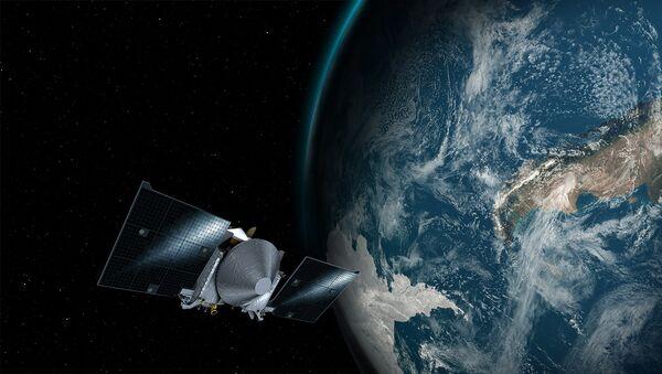 OSIRIS-REx - Sputnik Azərbaycan
