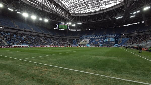 Стадион в Санкт-Петербурге, фото из архива - Sputnik Азербайджан