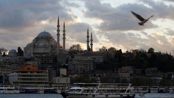 Стамбул - Sputnik Azərbaycan