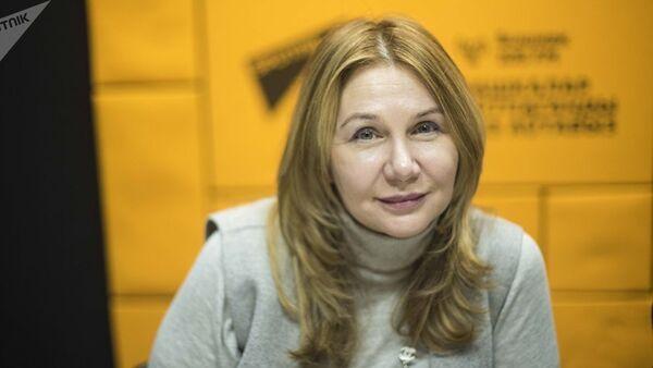 Наталья Кулматова - Sputnik Азербайджан