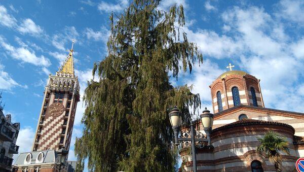 Церковь Святого Николая в Батуми - Sputnik Азербайджан