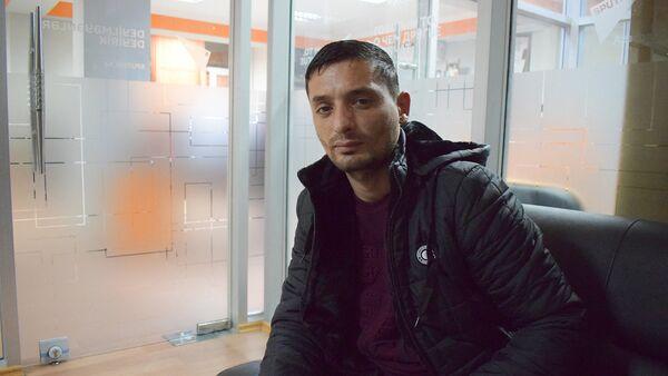 Məhəmməd Əzimov - Sputnik Azərbaycan