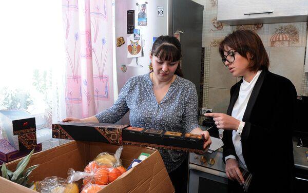 Фонд Гейдара Алиева отправил помощь пострадавшим при пожаре в российском Кемерово - Sputnik Азербайджан