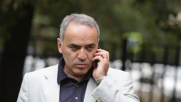 Рассмотрение административного дела Гарри Каспарова - Sputnik Azərbaycan