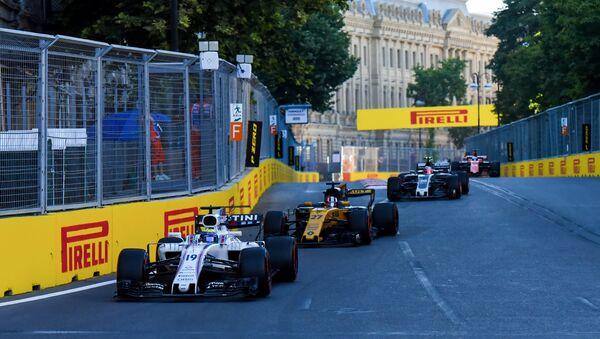 Гран-при Азербайджана Формула-1, архивное фото - Sputnik Азербайджан
