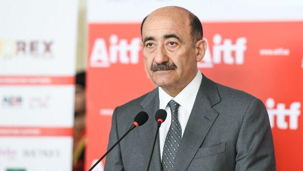 Министр культуры Азербайджанской Республики Абульфас Гараев, архивное фото - Sputnik Азербайджан