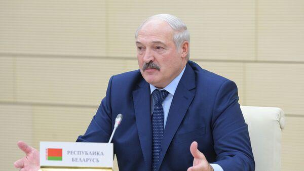 Belarus prezidenti Aleksandr Lukaşenko - Sputnik Azərbaycan