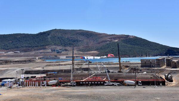 Турецкая АЭС Аккую - Sputnik Азербайджан
