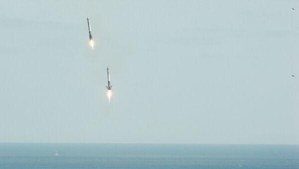 Raket zərbəsi, arxiv şəkli - Sputnik Azərbaycan