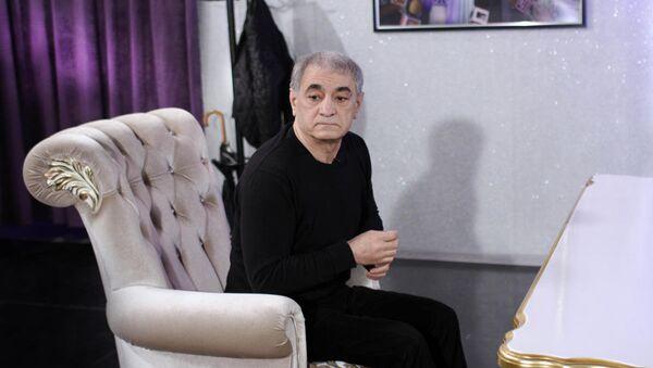 Народный артист Азербайджана Фахреддин Манафов - Sputnik Азербайджан