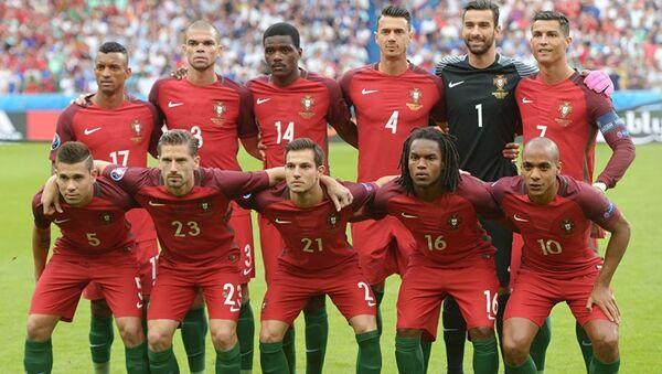 Сборная Португалии по футболу - Sputnik Азербайджан