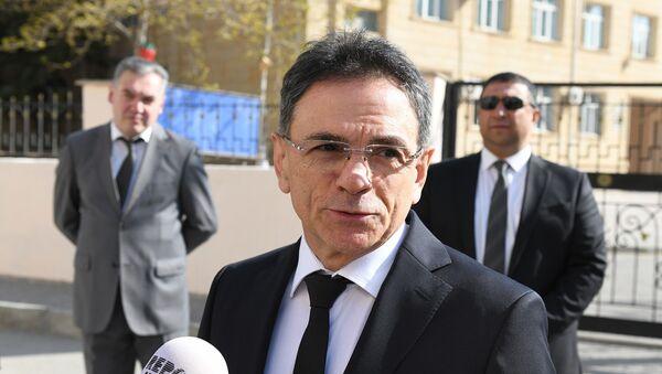 Глава Службы государственной безопасности Азербайджана Мадат Гулиев - Sputnik Азербайджан
