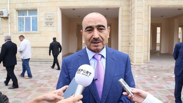 Помощник президента Азербайджана Али Гасанов, архивное фото - Sputnik Азербайджан