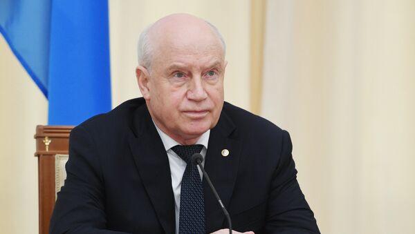 Исполнительный секретарь СНГ Сергей Лебедев, фото из архива - Sputnik Азербайджан