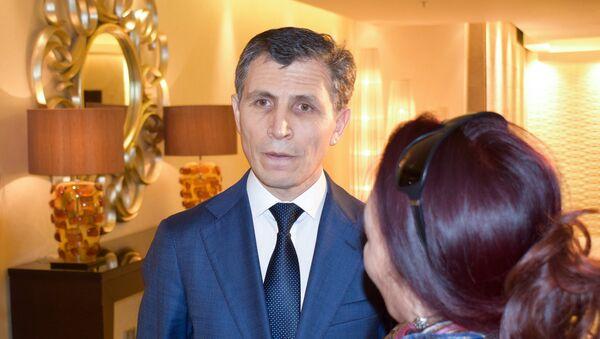 Zahid Oruc - Sputnik Azərbaycan