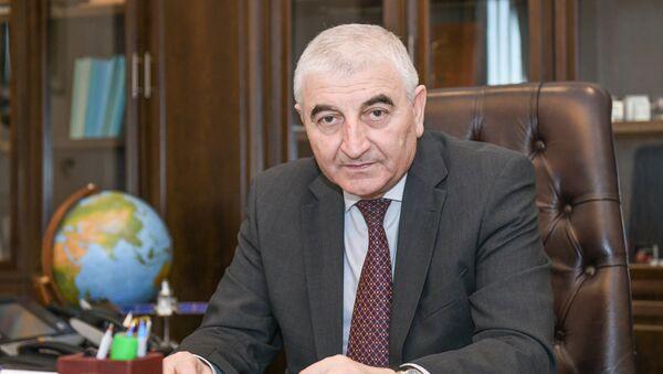 Председатель Центральной избирательной комиссии Азербайджана Мазахир Панахов - Sputnik Азербайджан
