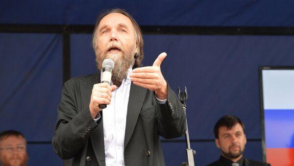 Aleksandr Duqin - Sputnik Azərbaycan