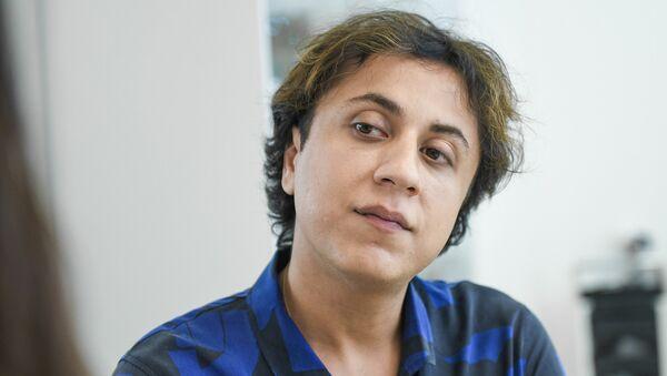 Азербайджанский стилист Анар Агакишиев  - Sputnik Азербайджан