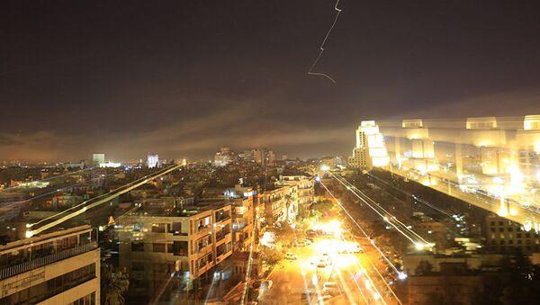 Атака США в Сирии - Sputnik Азербайджан