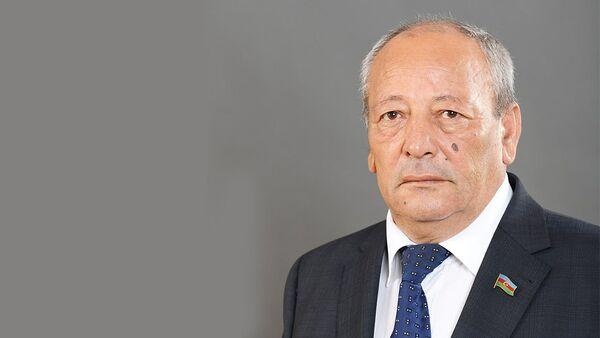 Депутат азербайджанского парламента Астан Шахвердиев - Sputnik Азербайджан