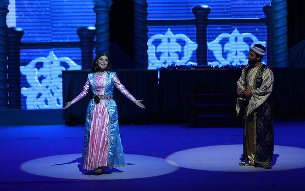 Первый в Азербайджане детский мюзикл Аладдин - Sputnik Азербайджан