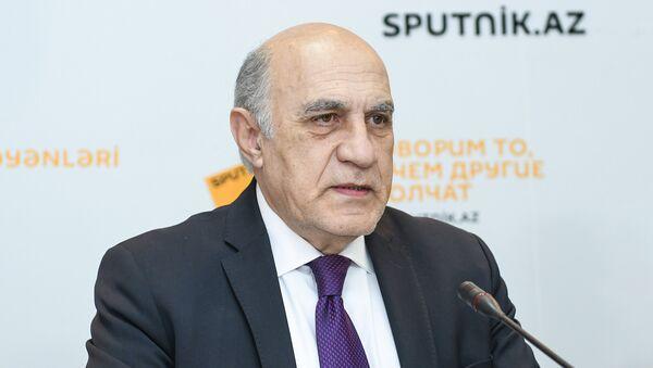 Фикрет Садыхов - Sputnik Азербайджан