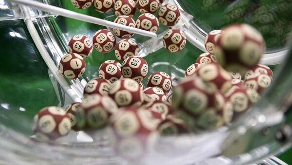 Lotereya, arxiv şəkli - Sputnik Азербайджан