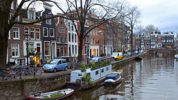 Амстердам, столица Нидерландов - Sputnik Азербайджан