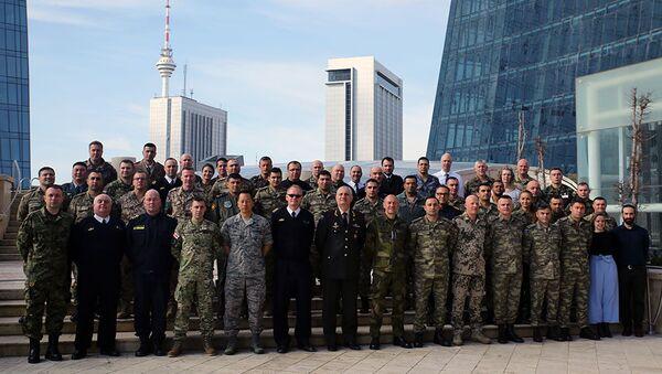 Учебный курс База Данных КОВ для военнослужащих стран-членов и партнеров НАТО - Sputnik Азербайджан